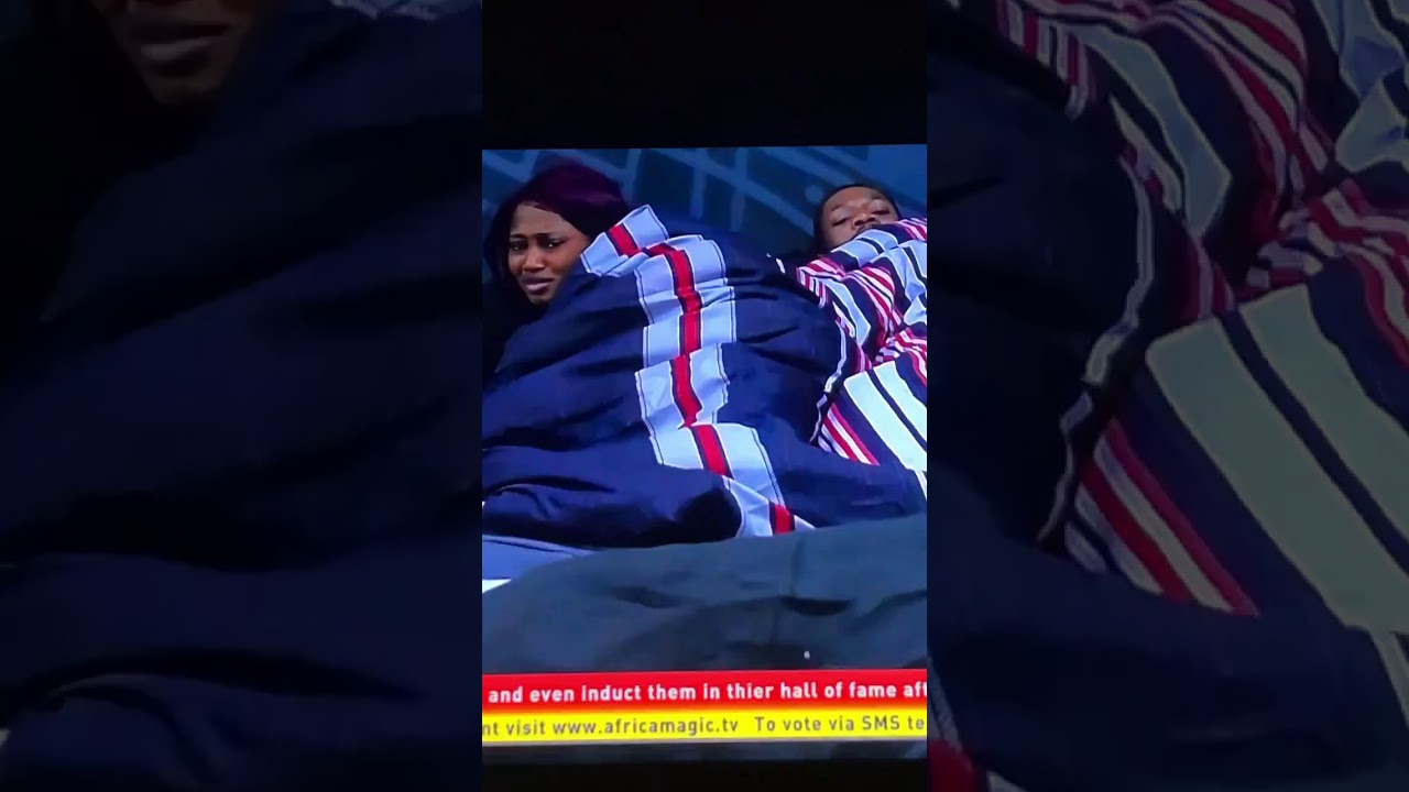 Download Big Brother Naija: Khafi & Gedoni having sex in front of Esther and Frod