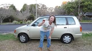 Daihatsu Pyzar 1998 model for sale.  Very nice original condition motor car with 55,000...