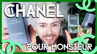 CHANEL POUR MONSIEUR - the only TRUE CHANEL fragrance for men?