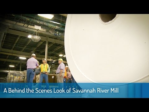 A Behind the Scenes Look of Savannah River Mill