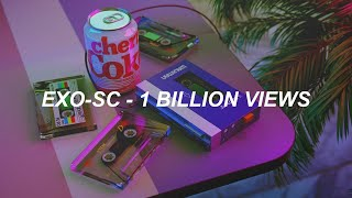 Baixar EXO-SC 세훈&찬열 '10억뷰 (1 Billion Views) (Feat. MOON)' Easy Lyrics