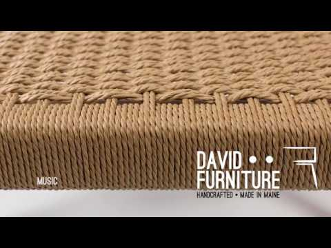 Weaving the Bench