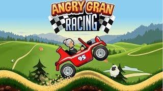 видео Angry Gran Racing для android скачать бесплатно