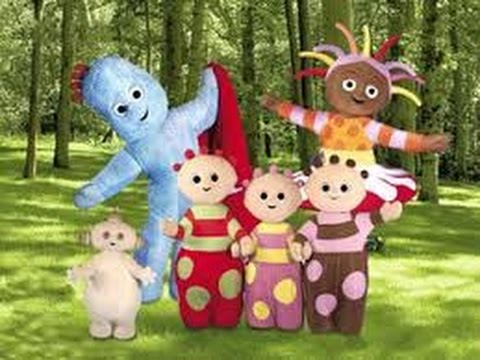 in the night garden ride alton towers cbeebies land upsy daisy igglepiggle youtube