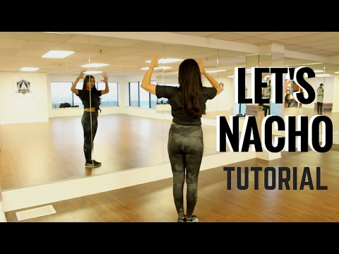 Lets Nacho Choreography TUTORIAL | Learn Bollywood Dance With Shereen Ladha