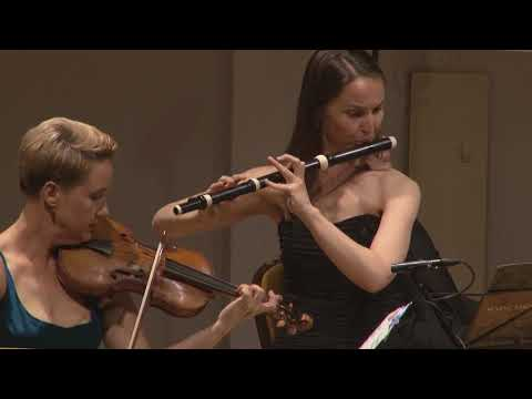 Johann Christian Bach Quintet in D major - Croatian Baroque Ensemble