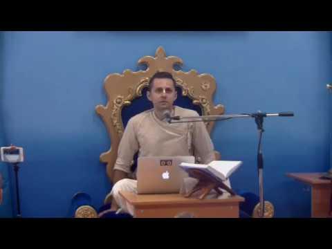 Шримад Бхагаватам 1.12.34 - Дивья Шакти прабху
