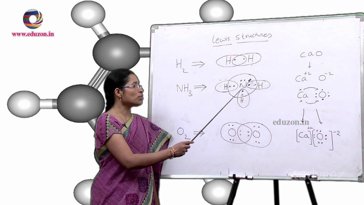 Lewis Structure For Hydrozen Molecule