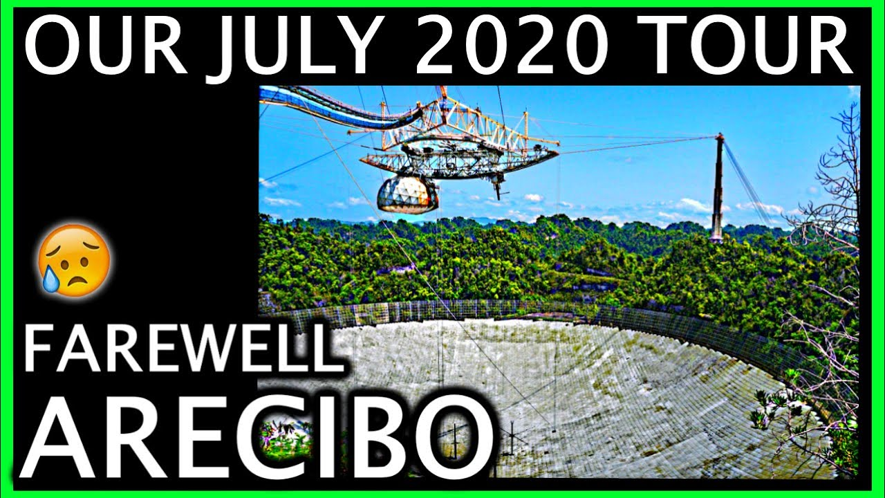 Arecibo Observatory Telescope Collapses, Ending An Era Of World ...
