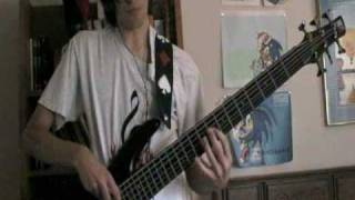 Dream Theater - Panic Attack (Bass Cover)