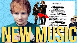 Baixar Ed Sheeran Releasing New Album on July 12th, Does He Have A Collab w/ Taylor Swift?