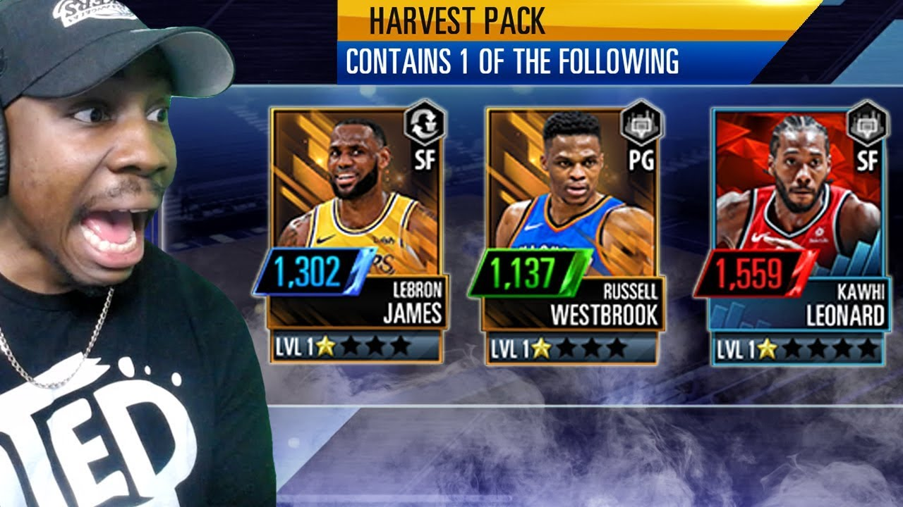 Get The Latest Hd And Mobile Nba: *NEW* HARVEST Pack Opening & Fantasy Finals Event! NBA 2K