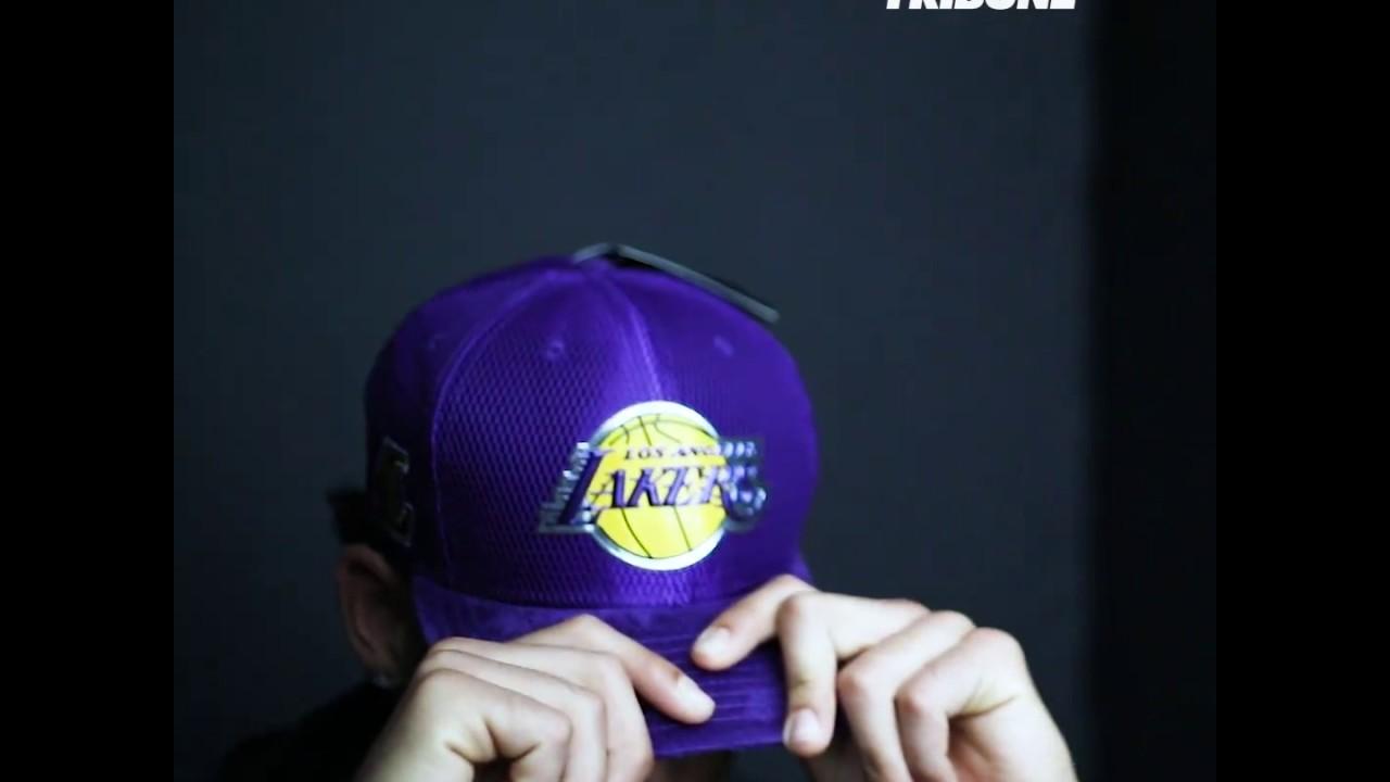 Lonzo Ball- LA Lakers Hat - YouTube 65e708707fcd