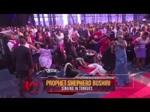 Prophet Uebert Angel, Prophet Bushiri and Prophet Kamal Demonstrating God's power