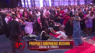 Prophet Uebert Angel, Prophet Bushiri and Prophet Kamal Demonstrating God's power