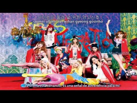Girls' Generation ~ XYZ (Sub Esp. Han. Rom)