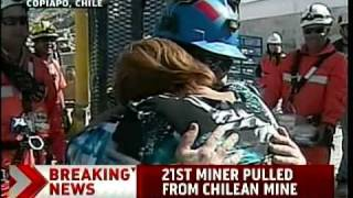 Chilean Miner Mistress: MSNBC w/ Cenk