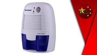 видео Осушитель воздуха для квартиры