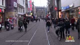 Amsterdam Central Station To Rembrandt Square (2.23.13 - Day 968)