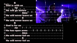 Hillsong - God Is Able - Lyrics and Chords