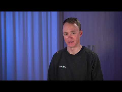 Chris Froome on preparing for the 2019 Tour de France