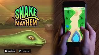 Snake Mayhem Official Gameplay