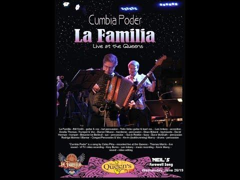Cumbia Poder - La Familia Live at the Queens