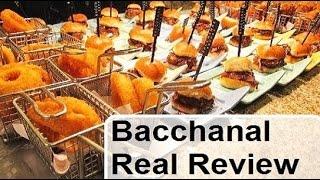 Bacchanal Vegas Walkthrough from top-buffet.com