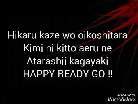 UQ Holder-Happy material-Romaji Lyrics