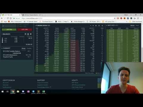 Bitfinex Funding