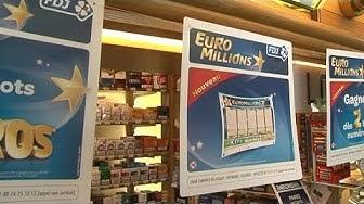 Un Français décroche les 73 millions de la cagnotte Euromillions