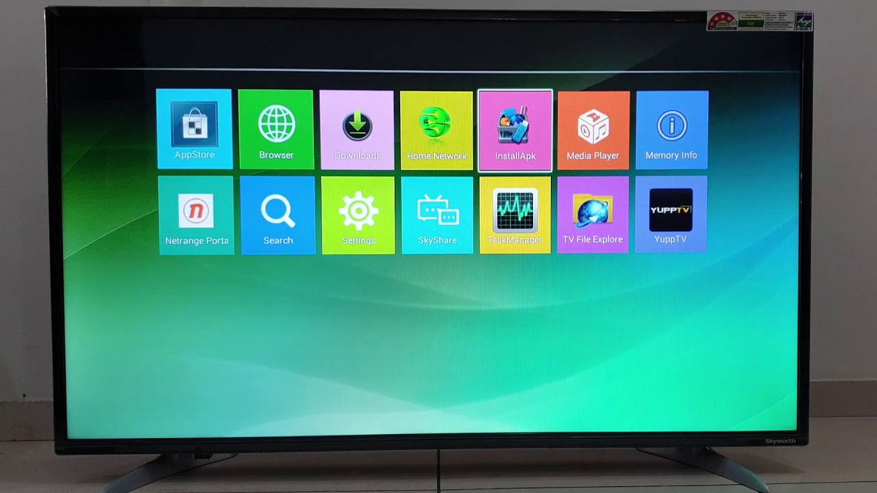 Skyworth 49 Inch Android TV- 49 M20 Review