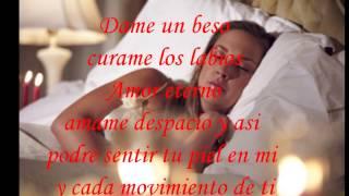 Eugenio Siller - Gracias por tu amor (with lyrics)