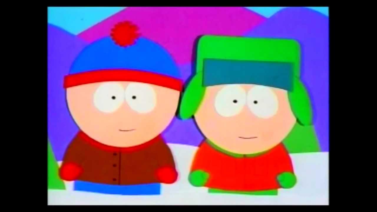 South Park - The Spirit of Christmas (Jesus vs. Santa) | (English ...