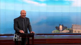 Dr. Phil Gets His Own Video Game Avatar!