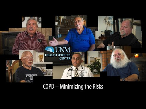 Faces Of Work-related COPD: COPD – Minimizing The Risks