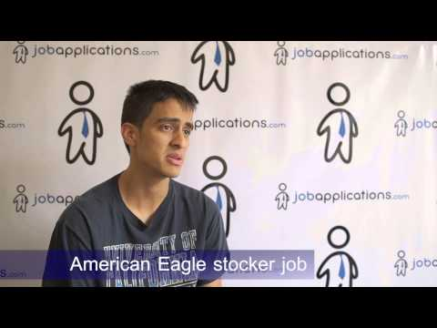 American Eagle Interview - Stocker