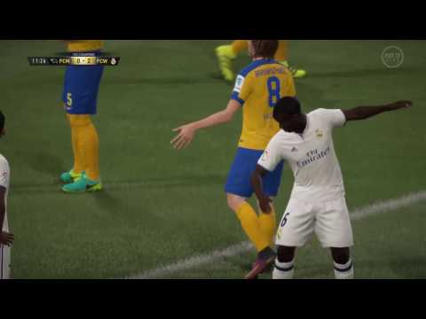 FIFA 17-N'Golo kante is on fire