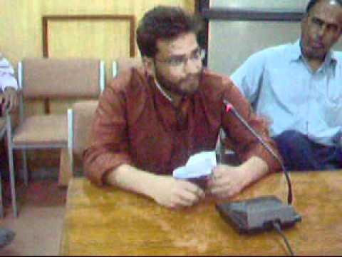 Sukhanwar Pakistan, Mushaira (June 12, 2012) Amjad Adis