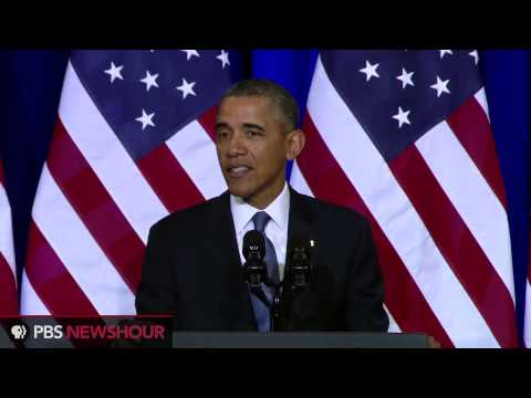 Watch President Obama announce new limits on NSA