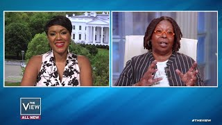 Tiffany Cross and Whoopi Goldberg Discuss Joe Biden's Potential Running Mates | The View