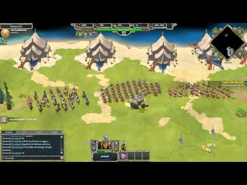 Achilles the Movie: Age of Empires online