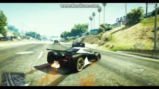 Полицаи клип GTA 5