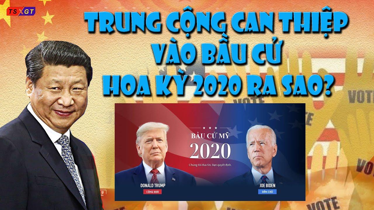 Chính quyền Trung Quốc can thiệp vào cuộc bầu cử Hoa Kỳ như thế nào?