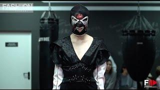 JEAN GRITSFELDT Fall Winter 2017 18 Ukrainian Fashion Week   Fashion Channel