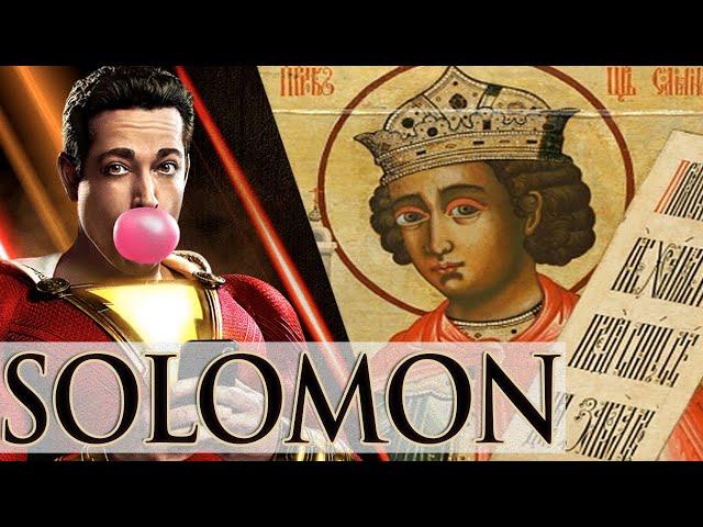 solomon video, solomon clip