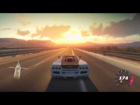 Forza Horizon Fastest SSC Ultimate Aero (270mph)