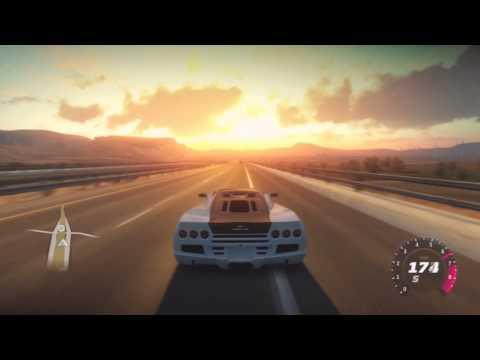 Forza Horizon Fastest SSC Ultimate Aero (270mph)