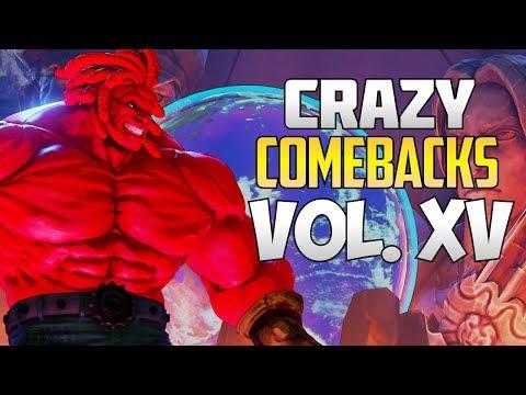 SFV S2.5 ▰ Unbelievable / Epic Street Fighter V Comebacks Volume 15