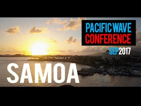 Pacific Wave Highlights 2017